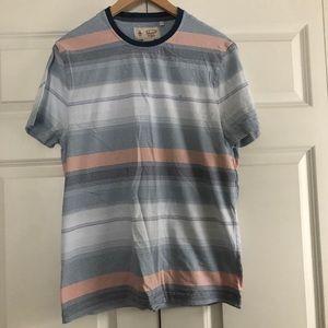 Original Penguin Striped T-Shirt, L